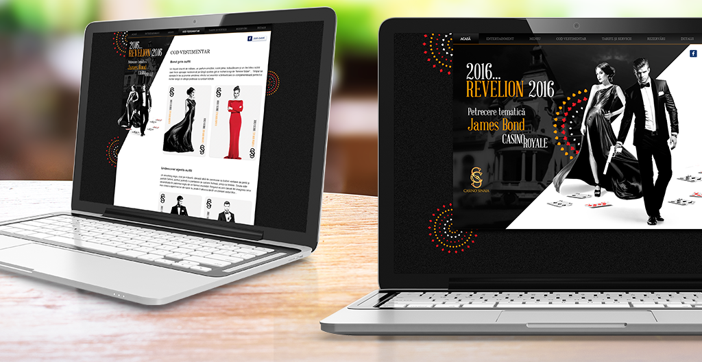 Casino Royale Revelion 2016_Website