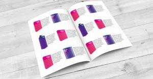 Design catalog de produse