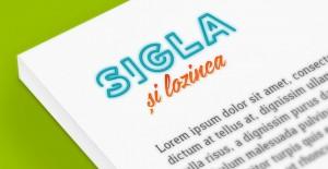 Creare și design logo (identitate vizuală)