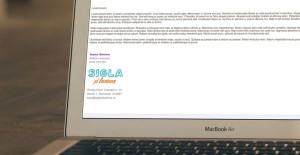 Semnătură de email